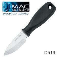 Knife Coltello Pesca Apri Cozze Apri Ostriche MAC Coltellerie D519 MADE IN ITALY