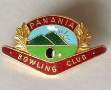 Panania Bowling Club Badge Rare Vintage (K7)