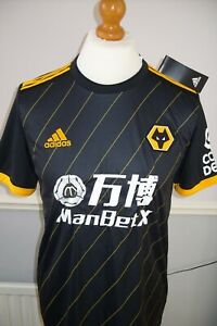 Wolves shirt size medium new with tags