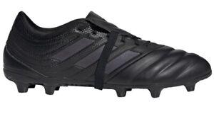 Adidas Copa Gloro 19.2 FG men's Firm Ground football boots F35489 black leather