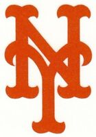 REFLECTIVE New York Mets fire helmet decal sticker RTIC hardhat