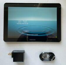 Samsung Galaxy Tab 10.1 (GT-P7510) 32GB, Wi-Fi, 10.1in - Metallic Gray