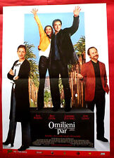 AMERICA'S SWEETHEARTS 01 JULIA ROBERTS JOHN CUSACK CRYSTAL SERBIAN MOVIE POSTER