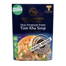 Blue Elephant Thai Cuisine Tom Kha Soup Paste Mild Spicy 70g X2 Packs