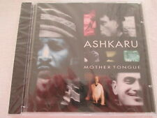 Ashkaru - Mother Tongue - CD Neu & OVP NEW & SEALED