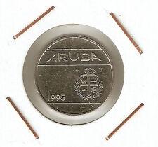 Aruba : 25 Cents 1995