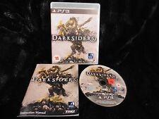 DARKSIDERS  PS3  PLAYSTATION 3 GAME  UK FREEPOST