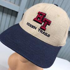 1e380955ac4 Hidden Trails Adjustable Baseball Cap Hat Slazenger Golf