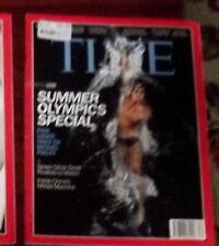 Time Magazine Summer Olympics Special 2012 London Olympics