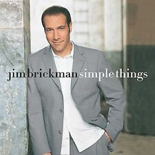 Jim Brickman Simple Things CD - Disc Only/No Case