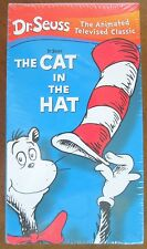 THE  CAT  in the  HAT  VHS  UNOPENED