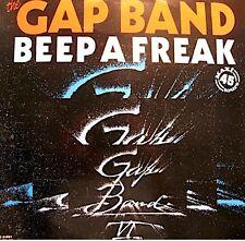 ++THE GAP BAND beep a freak (2 versions) MAXI 1984 RCA EX++