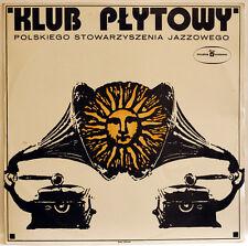 OSSIAN / DEEP PURPLE - POLISH JAZZ CLUB EDITION LP MINT