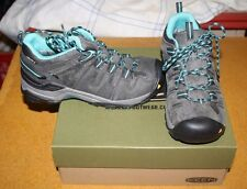 KEEN GYPSUM 1010132 WOMENS SIZE 7 RAVEN/BALTIC NEW IN BOX FREE SHIPPING