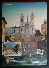 """2009  Italia  Folder  """"  ROMA  Capitale  2009  """"   MNh**"""