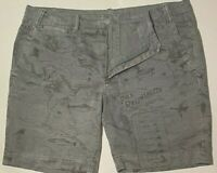 Polo Ralph Lauren Hemingway Fishing Tackle Hunting Straight Fit Shorts size 38
