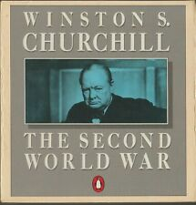 WINSTON CHURCHILL THE SECOND WORLD WAR 6  BOOK SET COMPLETE SEE PICS