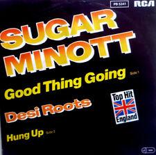 "7"" 1981 REGGAE IN VG+++ ! SUGAR MINOTT Good Thing Going"