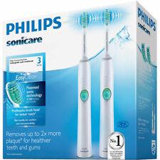 Philips Sonicare EasyClean HX6512/02 Spazzolino Elettrico - Bianco/Verde