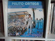PALITO ORTEGA | Lo unico importante es el amor | Yo tengo fe | LP EX ORFEON