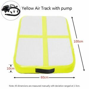 1M Child Air Track Tumbling Inflatable Bouncer Gymnastics Floor Trampoline Sport