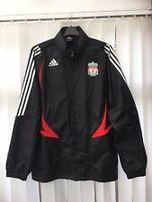 Adidas Liverpool FC Football Hooded Training Rain Jacket 2007 Men's Size Large