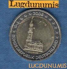 2 euro Commémo - Allemagne 2008 Eglise Saint Michel D Munich Germany