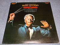 ALBERT COLEMAN'S MUSIC CITY POPS IN A COUNTRY CONCERT LP CHET ATKINS RCA 1971