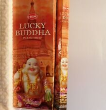 Hem  Lucky Buddha  Incense    20 Sticks