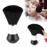 US Neck Duster Clean Brush Barber Hair Cut Hairdressing Salon Stylist Tool Black