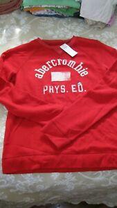 Abercrombie light youth sweatshirt. Size 15/16.  Unisex.