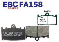 EBC Bremsbeläge Bremsklötze FA158 VORN Kawasaki ZZR 1200 C1H/C2H 02-04