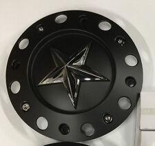 NEW BLACK KMC XD ROCKSTAR CENTER CAP 1001775 1001775B 17 20 22 SHORT CAP