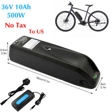 36V 10Ah 500W HaiLong E-Bike Lithium Battery for Electric Bicycle + Charger