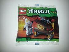 Lego 30086 Ninjago  - Hidden Sword - Zane.  New and sealed