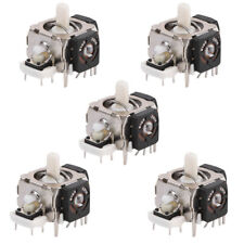 5 pcs Analog Stick Joystick Replacement Parts for Playstation 3 PS2 PS3 Xbox360