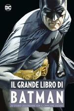 IL GRANDE LIBRO DI BATMAN - PANINI COMICS - IN ITALIANO - NUOVO