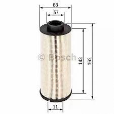 Fuel filter BOSCH F 026 402 155