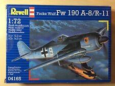 Revell 04165 Focke Wulf Fw 190 A-8/R-11 1:72 ovp