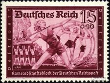 German Empire 709 unmounted mint / never hinged 1939 kameradschaft block.