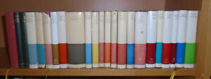 23 Bücher der MANESSE Bibliothek Weltliteratur