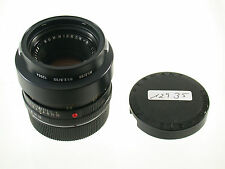 LEICA Summicron R 2/50 50 50mm F2 2 cam top complete S-6 adapt. M EOS A7   /17