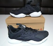 Reebok Sole Fury Adapt Running Black/ White Shoes Size US 10 NEW