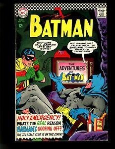 Batman #183 1966 2nd Poison Ivy MID to HIGHER GRADE