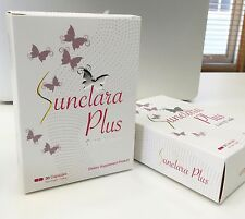 Sunclara Plus Dietary Supplement Product 20 Caps Fit Firm Good For Woman
