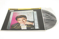 Liberace- Signed Record Album and piano character drawing / Piano Song Book