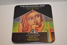 Prismacolor Premier Colored Pencils 1753452 48 Peice in Tin