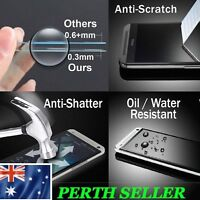 SAMSUNG GALAXY S.9  ANTI SHATTER/SCRATCH Tempered Glass Screen Protector =[,