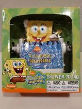Spongebob Squarepants Shower Radio / Absolutely Brand New