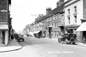 Hcl-41 the High Street, Stony Stratford, Buckinghamshire,. Photo